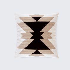 Tan Southwest Pillow | The Citizenry