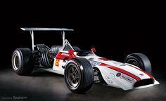 1968/Honda RA301(ホンダRA301[4輪/レーサー])