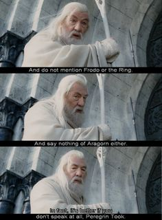 The Lord of the Rings: The Return of the King...i remember everyone laughed so loud in the theater...good times..