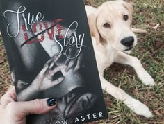 A good book. A loyal friend. And, some quiet time.   True Love Story by Willow Aster #truelovestory #willowaster