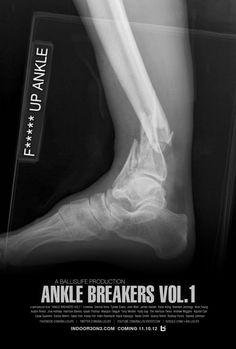 Ankle Breakers Vol1  - 2012 - Derrick Rose, Tyreke Evans, John Wall, James Harden, Kyrie Irving, Brandon Jennings, Nick Young, Austin Rivers, Harrison Twins & more