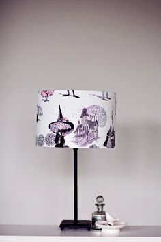 A Ghastly End Lampshade Handmade Drum shade £34.99