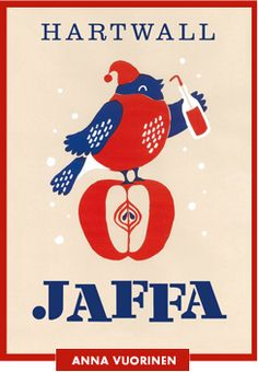 Jaffa-joulujulisteet ja -kortit / Seasonal greeting cards and posters by Jaffa Vintage Ads, Vintage Posters, Vintage Photos, Graphic Design Posters, Graphic Design Illustration, Ad Photography, Underwater Photography, Old Commercials, Christmas Poster