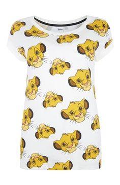 Simba pyjamatop