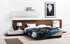 Bedroom inspiration from BoConcept