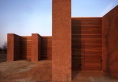 C+S Architects — WFP. Water Filtration Plant