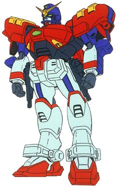 GF13-006NA Gundam Maxteris a mobile fighter for the nation of Neo America built for the 13th Gundam Fight. It was featured in the anime Mobile Fighter G Gundam. The unit is piloted by boxer Chibodee Crocket.