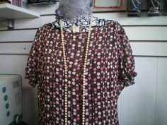 Vintage 1980s Doing the 1920s Brown and by ReuttersGeneralStore, $45.00