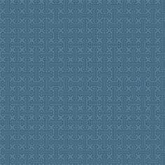 Interlocking Links - Peacock Blue Shelf Paper by ChicShelfPaper.com