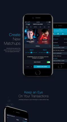 Flwless eSport Betting App on Behance Sports App, Game Ui, Mobile Ui, Esports, Ui Design, Behance, Sports Betting, Ui Ux, Bucket