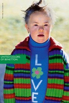 Tapestry •~• vintage Benetton advert