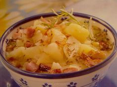 kartoflanka - potato soup