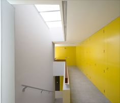27 VPO by Equipo Olivares Arquitectos #Millwork #Color