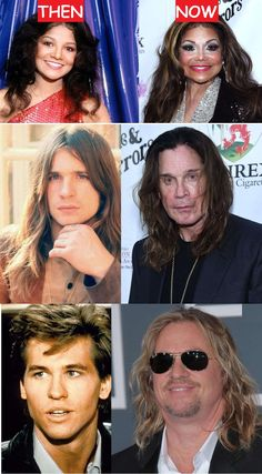 LaToya Jackson Then And Now, Val Kilmer Then And Now, Ozzy Osbourne Then And Now, 23 Terribly Aging Celebrities Then And Now Photos Celebrities Then And Now, Famous Celebrities, Celebs, Madonna Now, Adults Only Humor, Then And Now Photos, Celebrity Plastic Surgery, Val Kilmer, Saved By The Bell