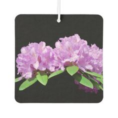 #Rhododendron Car Air Freshener - #flower gifts floral flowers diy