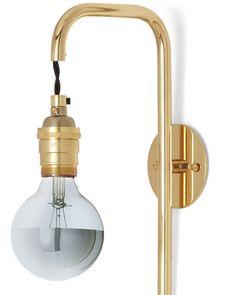 CTO Lighting's Big Bulb wall sconce