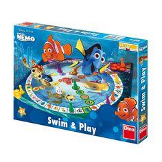 Dino Hra Finding Nemo: Poplav si hrát