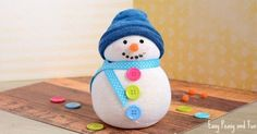 Whether you are looking for a cute DIY gift or for a unique door stopper this no-sew sock snowman craft is certainly something to try. This craft is perfect for everyone who has been experiencing the missing sock phenomena (which is everyone really) as now you know what you can do with all the odd …