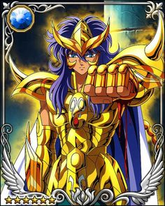 Saint Seiya - Gold Saint Escorpio Milo