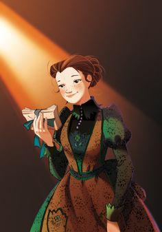 Fairy Oak-Dahlia Periwinkle