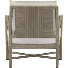 McGuire Furniture: Alameda Lounge Chair: No. A-117