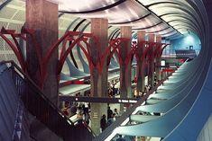 LA Metro Stations