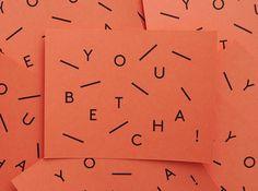 dailydesigner:  Greeting Cards by Vitae