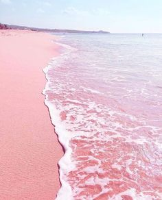 """The post """"Pink, aesthetic, beach, sea, waves and holiday"""" appeared first on Pink Unicorn Pastel Aesthetic Colors, Aesthetic Pictures, Aesthetic Pastel Pink, Summer Aesthetic, Water Aesthetic, Crying Aesthetic, Beach Aesthetic, Pink Tumblr Aesthetic, Simple Aesthetic"""