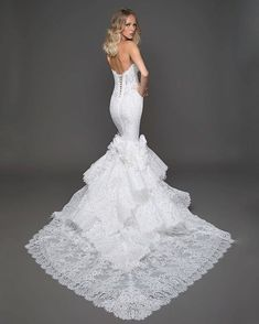 @pninatornai will help you drop jaws on your way down the aisle for your BIG I DO! moment!! #PninaTornai
