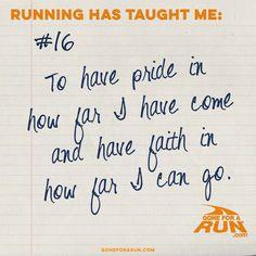 Gone For a RUN Running Lesson #16 _________________________________  #goneforarun #runninglessons #runninghastaughtme #runchat