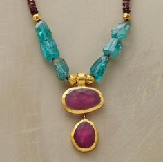 Nava Zahavi, Tourmalines and apatite nuggets.