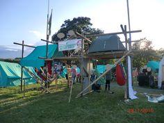 Camp gateway, Peak 2015