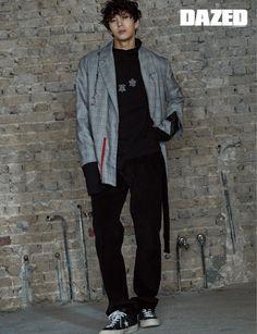 Leo (VIXX) - Dazed & Confused Magazine September Issue '16