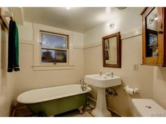 I like the medicine cabinet! Charming 1910 Craftsman bungalow in Pasadena, CA. $697,000.