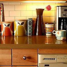 Orla Kiely Kitchen