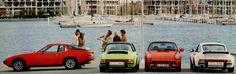 924#ClippedOnIssuu from 1978 Porsche 924 brochure