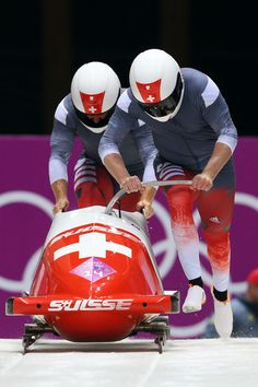 The Sochi 2014 Winter Olympics Bobsleigh Two-man - Google Search