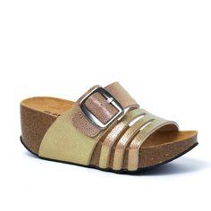 Mules Plakton So Folk Verona Rose Flat Sandals, Women's Shoes Sandals, Wedge Sandals, Flats, Sandal Wedges, Summer Feet, Summer Shoes, Huarache, Mule Plate