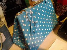 Polka dot duct tape purse - duck tape purse - Rockabilly   theducktapediva - Bags & Purses on ArtFire