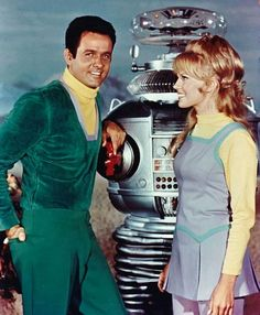 When I see you in green velour, I so want to be your paramour. And though your piloting skills aren't great for the most part, all that matters is that you crash-landed into my heart! -Judy Robinson