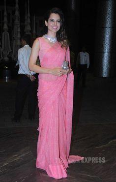Sonam, Kangana, Alia, Big B, Ranveer at Shahid Kapoor-Mira Rajput's reception