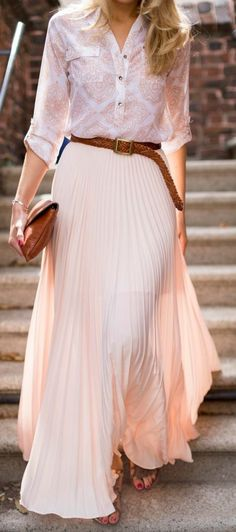 Shades Of Nude Summer Style