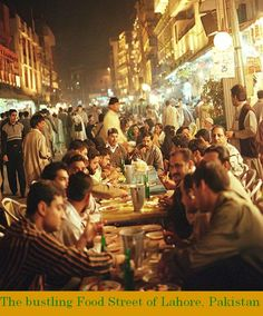 Lahore | Old Anarkali Food Street.
