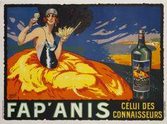 Delval Fap'Anis, 1930 ca.
