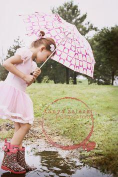 Cute spring picture idea!