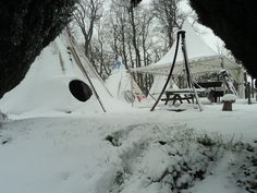 NOTRE SITE SOUS LA NEIGE Snow, Nature, Outdoor, Winter, Outdoors, Naturaleza, Nature Illustration, Outdoor Living, Garden