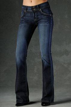 Signature Bootcut Mid Rise - Lyst