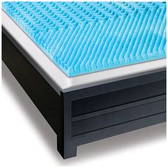 "Beautyrest® 2"" Gel Memory Foam Queen Mattress Topper at Big Lots."