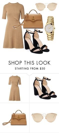 """""""Untitled #38"""" by sharon-s-molnar on Polyvore featuring Nasty Gal, Mulberry, Christian Dior and Gucci"""