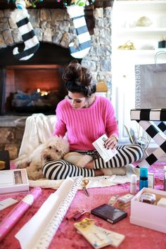 10 Gift Ideas For The Girlie Girls In Your Life.. Who Are Hard To Shop For!! – The Sweetest Thing